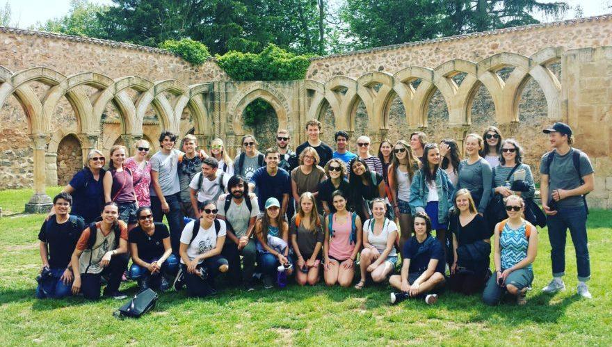 Colorado College en Soria