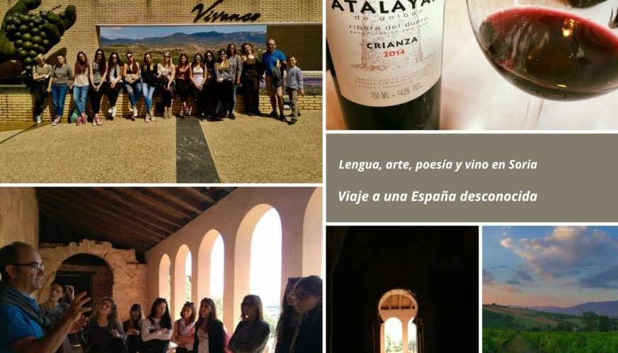 Il vino e la poesia, l'arte e la lingua