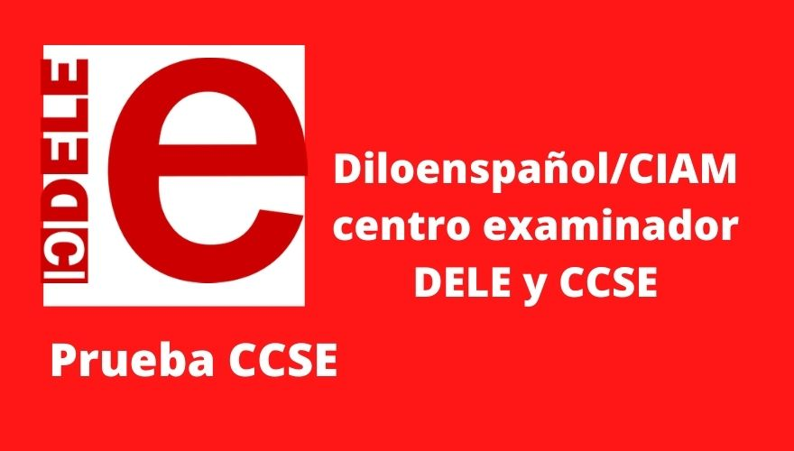 Official DELE and CCSE Exam Center